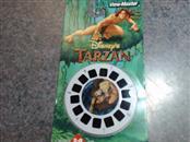 VIEW-MASTER Miscellaneous Toy TARZAN